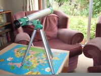 Micro fun toy telescope