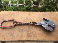 Plate lifting clamp 1 Ton Heavy duty camlok