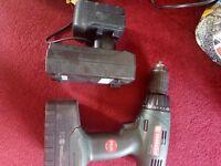 Battery drill 15v