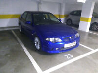 Low mileage mg zs, very good condition