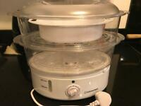 Steamer 2 tier-cookworks