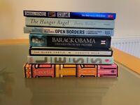 Miscellaneous Books - Moving Sale