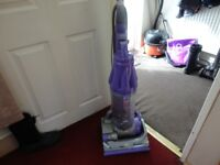 move and silver dyson hoover in good working order