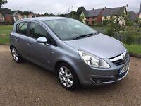 Vauxhall Corsa 1.3 Diesel CDTi 16v Design 5dr AirCon 12 Months MOT Good condition