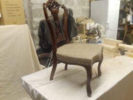 Hall/Bedroom chair