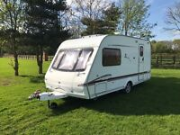 SWIFT LIFESTYLE 480 2 BERTH END BATHROOM 2005 MOTOR MOVER LIGHTWEIGHT CARDS ACCEPTED -PART EXCHANGE