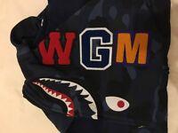 Authentic Bape hoodie (size M)