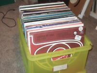 """135 x 12"""" House / Dance Vinyl Records Collection. 1990 - 2000's"""