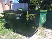 12-40yd BINS FOR SCRAP AND RUBBISH