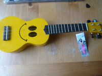 Mahalo Smiley Face Ukulele. As new with tags