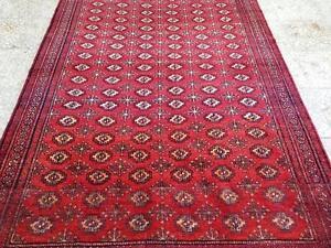 Persian Rug, Handmade Rug, Wool Carpet, Tribal Rugs Colour: Red, Blue & Beige