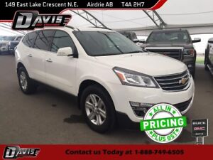 2013 Chevrolet Traverse 2LT HEATED SEATS, BOSE AUDIO, REAR VI...