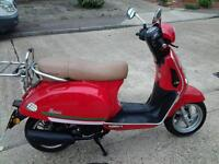 2011 125 SCOOTER