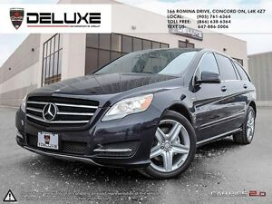 2011 Mercedes-Benz R-Class Base R350 BLUETEC //// AMG ALLOYS...