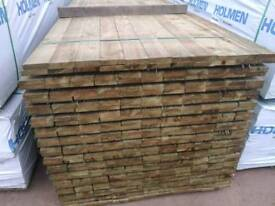 4x1 Tanalised Timber (22mm x 100mm) 4.8mtr Lengths