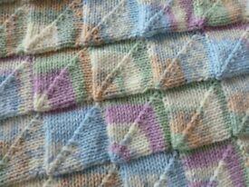 Baby Blanket - NEW