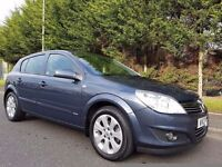 2008 VAUXHALL ASTRA BREEZE 5DOOR 1.4 16V PETROL 1OWNER FROM NEW FULL SERVICEHISTORY LOW MILEAGE 54k