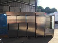 Commercial Single Door foster xtra FREEZER in excellent condition