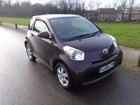 Toyota iQ - Full Main Dealer Service History - Long MOT - £0 Road Tax