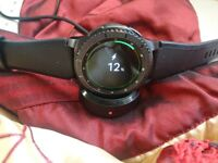 Samsung gear S3 like brand new only wore twice