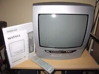 TV/DVD Matsui 1410