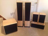Acoustic Energy Aegis Evo 5.1 cinema speaker / Hi-Fi system