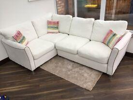 Corner Sofa & Snuggle Chair