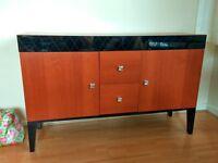 Stylish TV Cupboard - Great Storage Space!