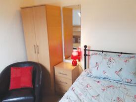 Delightful Single Room in Clayton BD14 - All Bills Inc - No Fees