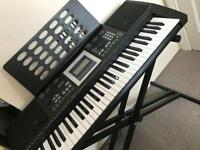 Axus 25 keyboard 61 let's touch response