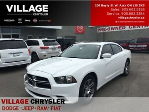 2013 Dodge Charger SXT Rallye|8spds|Sunroof|Bluetooth|Heated Sea
