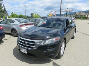 2010 Honda Accord Crosstour EX-L - Leather, Sun Roof