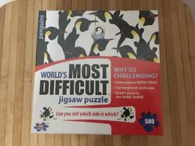 Worlds most difficult puzzles