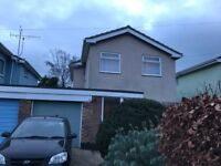4/5 double bedroom semi detached house for sale .