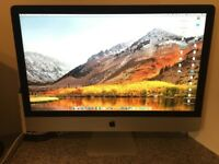 "iMac 27"", maxed out with official Apple upgrades, boxed in excellent condition."