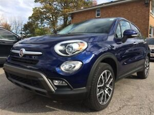 2017 Fiat 500X Trekking**REM START**BACK-UP CAM**AWD**