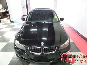 2009 BMW 335i i xDrive/LEATHER/SUNROOF Edmonton Edmonton Area image 5