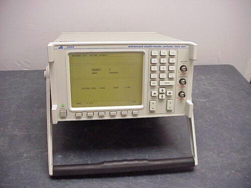 Aeroflex - IFR 2959 Cellular Test Set
