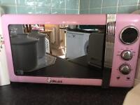 Swan microwave set