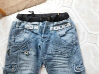 883 POLICE JEANS SIZE 32