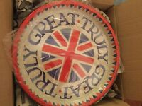 Emma Bridgewater Union Jack tray BN