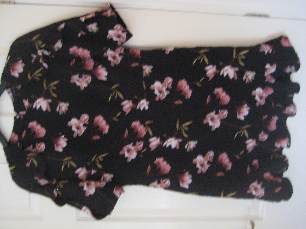 ATMOSPHERE DRESS - SIZE 16 - AS NEW - (Kirkby in Ashfield)..