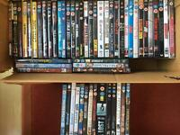 Various DVD's