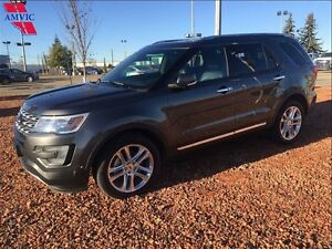 2016 Ford Explorer LIMITED LOADED 14600KM