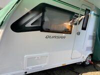 2019 Lunar Quasar caravan 4 berth
