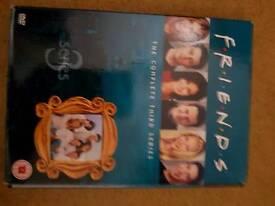 Friends S3 episodes dvd