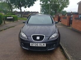 SEAT Altea 1.9 TDI Spares or Repair