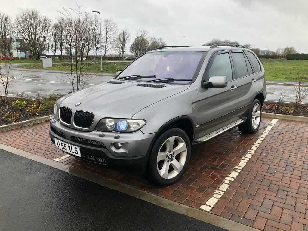 2005 Bmw X5 30d Sport Cheap In South Shields Tyne And