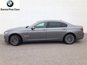 2012 BMW 7 Series 750 L xi