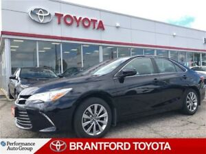 2016 Toyota Camry XLE, Off Lease, 45532 Km's, Navigation, Sunroo